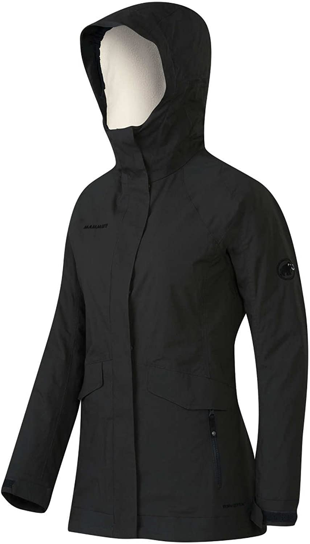 Mammut Trovat Advanced SO Hooded Women's Jacket