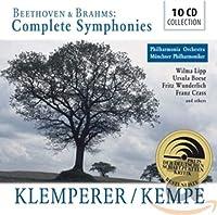 Beethoven & Brahms: Complete Symphonies
