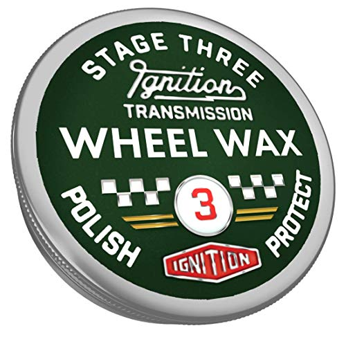 Ignition transmission wheel wax sealant high temperature synthetic wax for alloy wheels rims...
