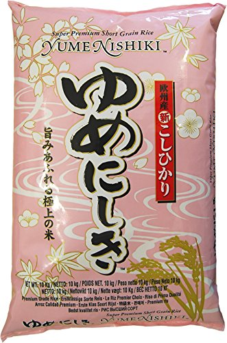 JFC Riso per Sushi Koshihikari Yume Nishiki - 10000gr