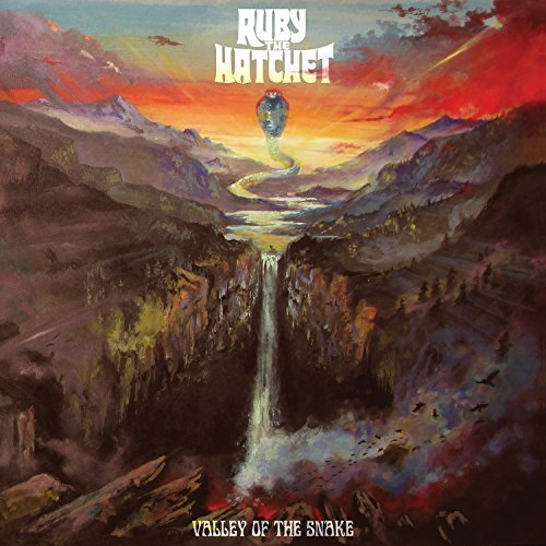 Valley of the Snake by Ruby the Hatchet (2015-02-24)