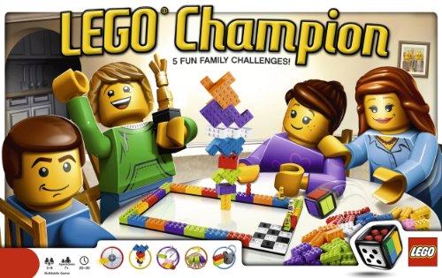 JUEGOS DE LEGO : 216PCS CAMPEÓN.