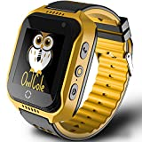 Smart Watch for Kids GPS Tracker Best Phone Watch Birthday With Camera Touchscreen SOS Pedometer IOS Android Smartphone for Children Boys Girls …
