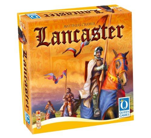 Queen Games - Jeu de société (anglais) - Lancaster