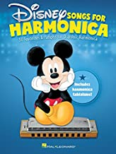 Disney Songs for Harmonica: 30 Favorites Arranged for Diatonic Harmonica