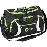 QBag Hecktasche, Sporttasche, handlich, Reisetasche, großes Hauptfach, U-Reißverschluss, Stabiler...