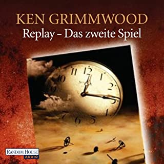 Replay     Das zweite Spiel              By:                                                                                                                                 Ken Grimwood                               Narrated by:                                                                                                                                 Frank Schaff                      Length: 11 hrs and 16 mins     2 ratings     Overall 2.0