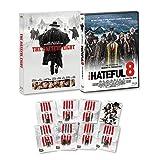 【Amazon.co.jp限定】ヘイトフル・エイト コレクターズ・エディション(非売品プレス付き) [Blu-ray]