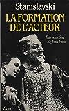La Formation de l'acteur - Payot - 01/01/1984