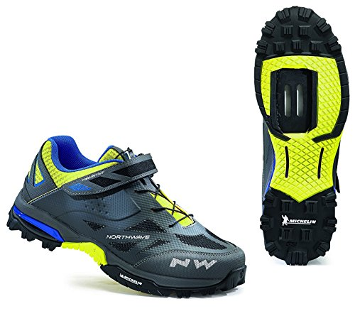Northwave - Enduro, Color Anthracite, Talla UK-8,5