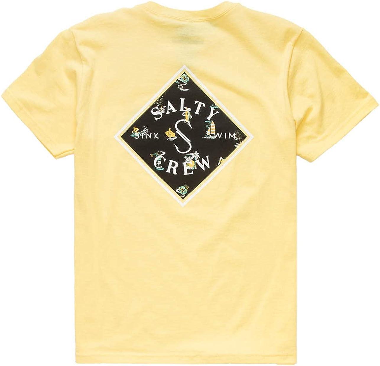 Salty Crew Tippet Seaside Boys T-Shirt