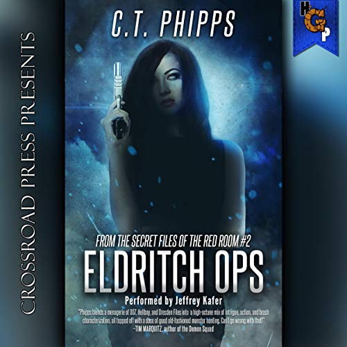 Eldritch Ops  By  cover art