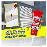 Alikitten Gel antimuffa, Detergente per miracoli per Muffa Domestica Detergente per Muffa per pareti, antiodore, Detergente per rimozione in profondità delle pareti Cucina Bagno (120g*1)