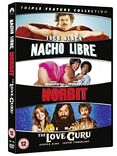 The Love Guru / Norbit / Nacho Libre [UK Import]