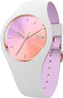 【国内正規品】アイスウォッチ ICE WATCH 腕時計 ICE duo chic WHITE ORCHID アイスデュオ シック スモール 34mm/レディース 016978