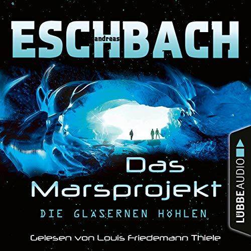 Die gläsernen Höhlen audiobook cover art