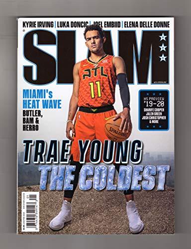 Slam Magazine (January/February, 2020) Trae Young Cover