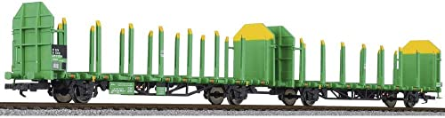 Wagon Porte-conteneur Liliput L235242 H0 1 pc(s)