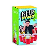 Gift Maker - Activity BEER PONG Ultimate Drinking Game | Perfect for Adults, Student or Hen Party Accessories...