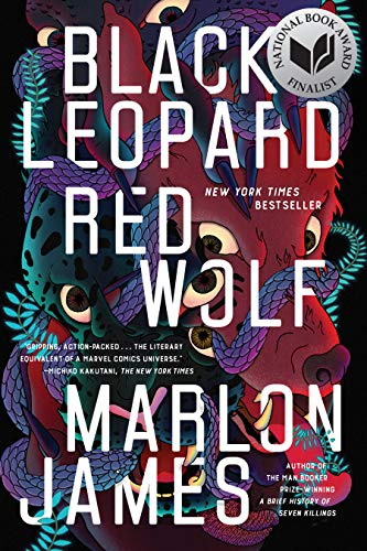 Compare Textbook Prices for Black Leopard, Red Wolf The Dark Star Trilogy Reprint Edition ISBN 9780735220188 by James, Marlon