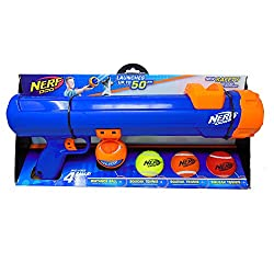 Nerf Dog Tennis Ball Blaster - Best Tennis Ball Launcher for Dogs