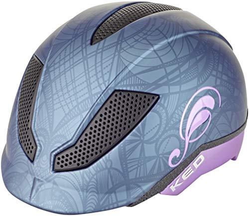 KED Pina Helm Kinder Night Blue Matte Kopfumfang M | 51-56cm 2020 Fahrradhelm