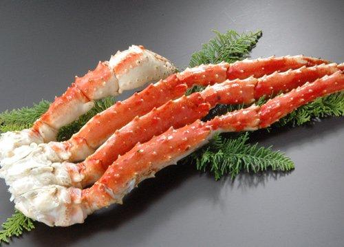 特大ボイルたらば蟹脚 J 1.1kg × 2肩 化粧箱