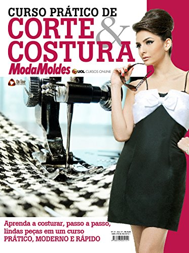 Curso Prático de Corte & Costura (Portuguese Edition)