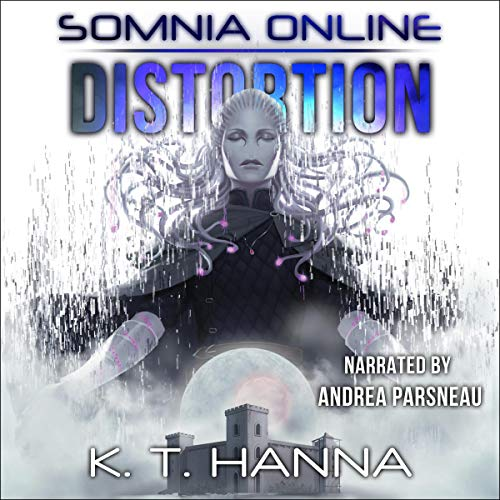 Distortion cover art