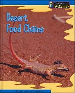 Food Chains: Desert Hardback