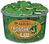 Haribo Frösche, 1er Pack (1 x 1050g Dose)