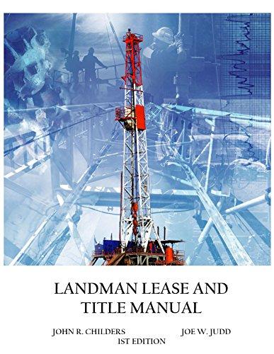 Landman Lease and Title Manual (English Edition)
