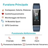 Zoom IMG-1 willful smartwatch orologio fitness uomo