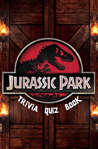 Jurassic Park: Trivia Quiz Book (English Edition)