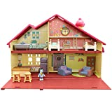 Bluey Family Home Playset with 2.5' poseable Figure