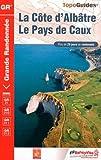 La côte d'Albâtre - Le Pays de Caux, Plus de 20 jours de randonnée