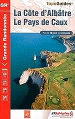 La côte d'Albâtre - Le Pays de Caux, Plus de 20 jours de randonnée de FFRandonnée