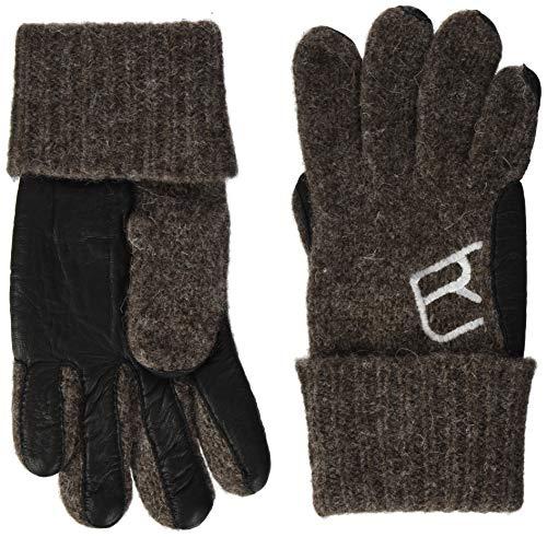 ORTOVOX SW Classic Glove Leather, Guanti Unisex-Adulto, Nero (Black Sheep), M