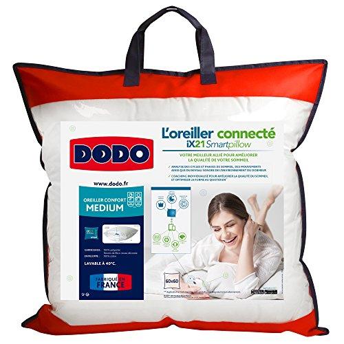 DODO OREILLER CONNECTÉ - MÉDIUM - 60 x 60 cm