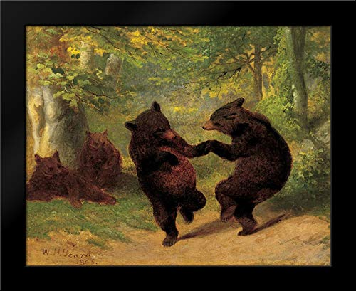dancing bears painting - 4