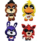 Five Nights at Freddy's Plush Toy 4pc Set 10