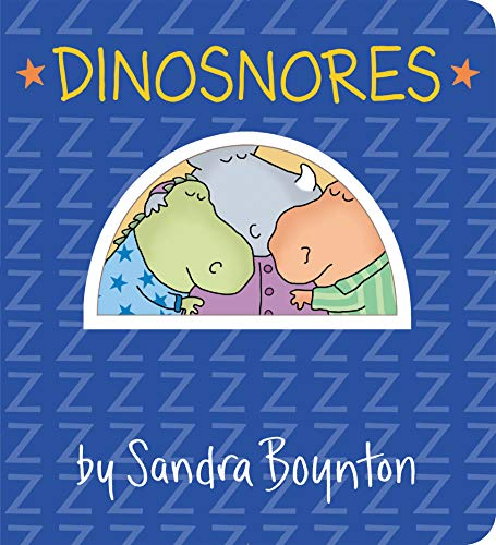 Image of Dinosnores (Boynton on Board)