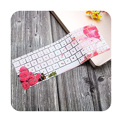 Silicone Keyboard cover Skin Cover Protector for MacBook Pro 13' inch A1708 (NO Touch Bar) for Mac book Pro 13.3 A 1708-flower