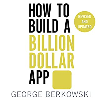 How to Build a Billion Dollar App audiobook cover art