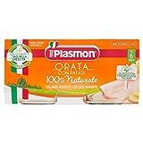 Plasmon homogeneizada Dorada con patatas 80gx2 Piezas