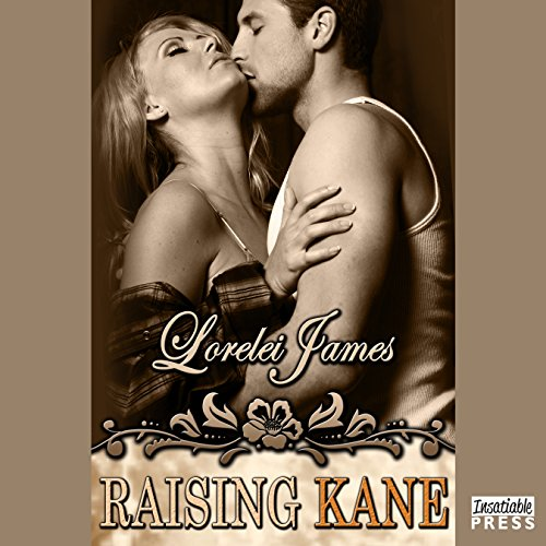 Raising Kane audiobook cover art