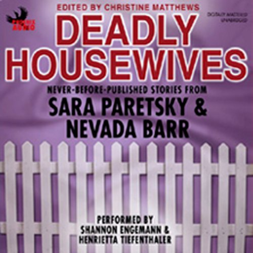 Deadly Housewives cover art