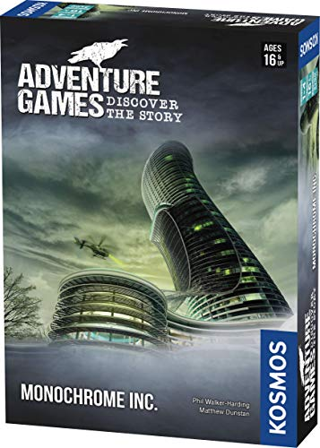 Themse & Kosmos 695088 Kosmos 695088-Adventure Dungeon Discover The Story Gesellschaftsspiel