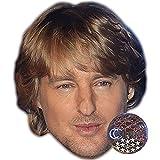 Owen Wilson Masques de celebrites