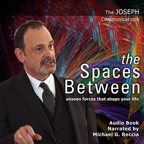 The Spaces Between audiobook cover art